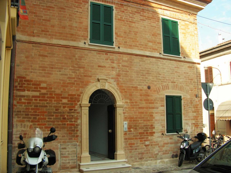 Progetti nel centro storico di Pesaro